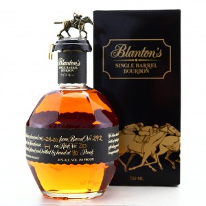 Blanton's Single Barrel dumped 2020