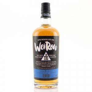 WeiRon Caribbean Rum / Batch #1