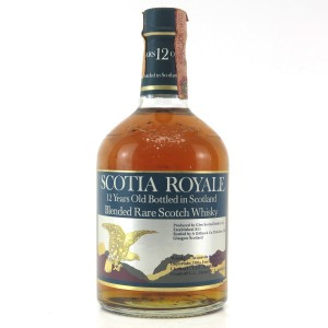 Scotia Royale 12 Year Old 1980s