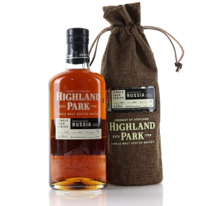 Highland Park 2005 Single Cask 12 Year Old #3787 / Russia