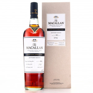 Macallan 2005 Exceptional Cask #5223-10 / 2017 Release