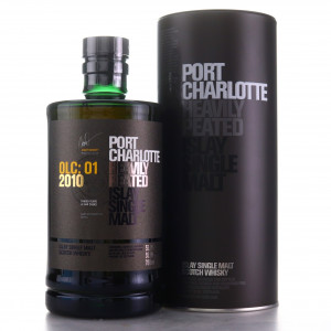 Port Charlotte 2010 Oloroso Cask 9 Year Old OLC:01