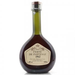 Ferte de Partenay 1962 Vintage Grand Armagnac