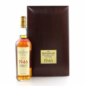Macallan 1946 Select Reserve 52 Year Old 75cl / US Import