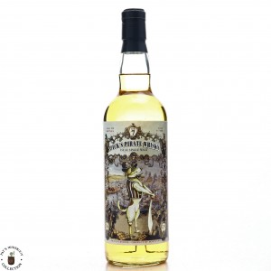 Jack's Pirate Whisky 7 Year Old Islay Single Malt / 'Stolen Ship' Part IX