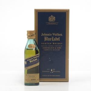 Johnnie Walker Blue Label 5cl