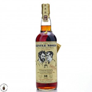 Tomintoul 1966 Gentle Noses 38 Year Old / Inaugural Release
