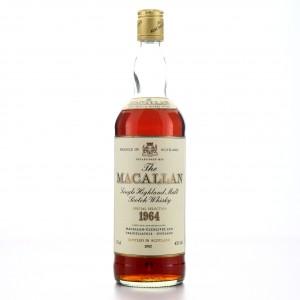 **Macallan 1964 Special Selection