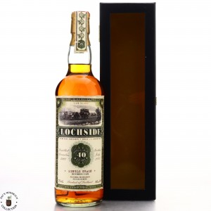 Lochside 1966 Jack Wiebers 40 Year Old Single Grain / Old Train Line