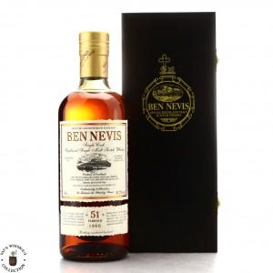 Ben Nevis 1966 Single Cask 51 Year Old #4278 / LMDW