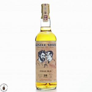 Caol Ila 1979 Gentle Noses 28 Year Old / Ark of the Covenant Part 1