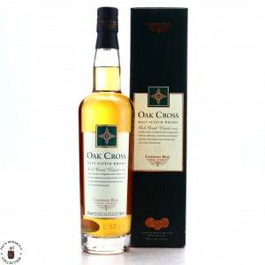 Compass Box Oak Cross 2011