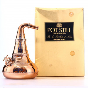 Nikka Kingsland Pot Still Decanter
