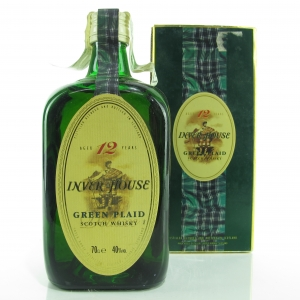 Inver House 12 Year Old Green Plaid