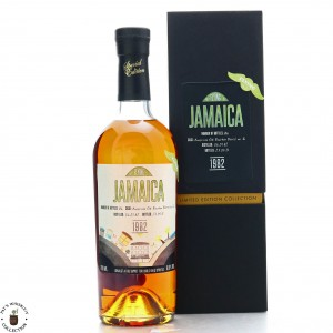 Jamaica Rum 1982 Juul's Vin and Spiritus Flight No.11 / Flying Jamaica