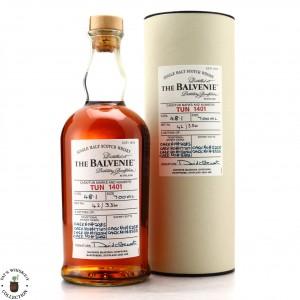 Balvenie Tun 1401 Batch #1 / Distillery Exclusive