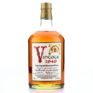 Macallan 1949 Signatory Vintage 40 Year Old