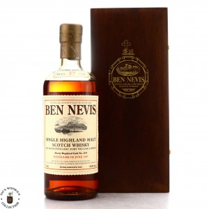Ben Nevis 1967 Single Sherry Cask 37 Year Old #2219 / Alambic Classique