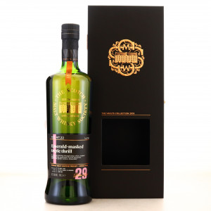 Littlemill 1990 SMWS 29 Year Old 97.22 / The Vaults Collection