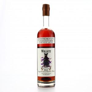 Willett Family Estate 1982 Single Barrel 24 Year Old Bourbon #2007/22 / Bonili