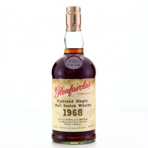 Glenfarclas 1968 41 Year Old / Selected by Luc Timmermans