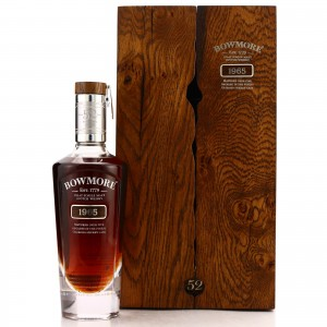 Bowmore 1965 Oloroso Sherry Cask 52 Year Old