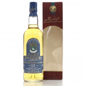 Laphroaig 1989 Hart Brothers 12 Year Old