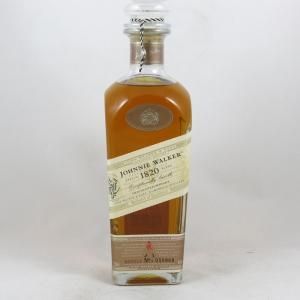 Johnnie Walker 1820 front