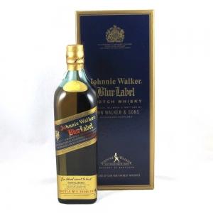 Johnnie Walker Blue Label (75cl) Front
