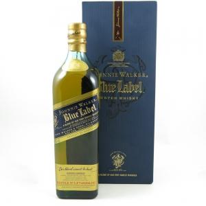 Johnnie Walker Blue Label Front