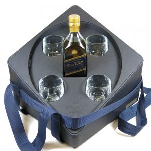 Johnnie Walker Blue Label Cube (Porsche Design) front