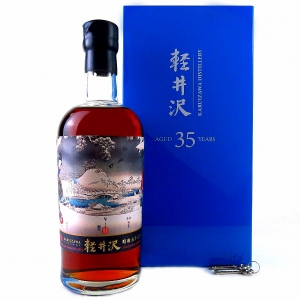 Karuizawa 1981 Single Cask 35 Year Old #7427 / Snow Scene