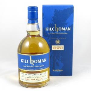 Kilchoman 2006 Feis Ile 2011 front