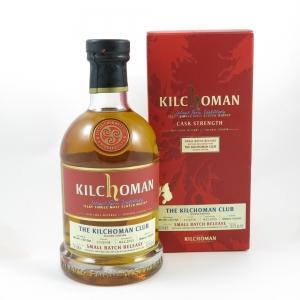 Kilchoman Club Small Batch Release 2013 front
