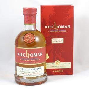 Kilchoman 2008 Feis Ile 2012 Front