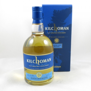 Kilchoman Winter Release 2010 Front