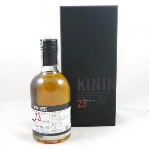 Kininvie 1990 23 Year Old front