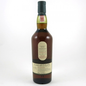 Lagavulin 1995 Friends of the Classic Malts European Oak front