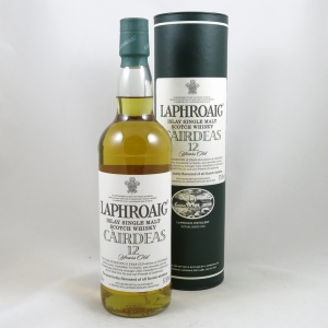 Laphroaig 12 Year Old Cairdeas Feis Ile 2009 front