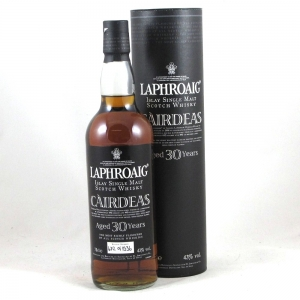 Laphroaig Cairdeas 30 Year Old Front