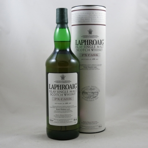 Laphroaig PX Cask 1 Litre Front