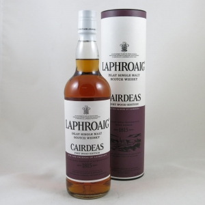 Laphroaig Cairdeas Port Wood Finish front