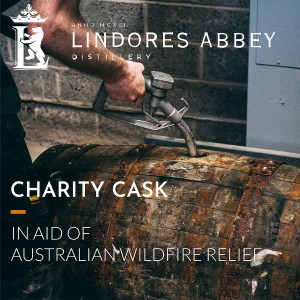 1 Lindores Abbey 2020 ex-Australian Muscat Hogshead 300 Litre / Charity Cask to be filled by Buyer