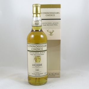 Lochside 1991 Gordon and Macphail 15 Year Old front