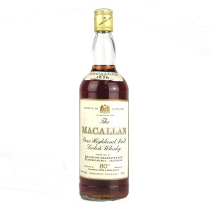 Macallan 1958 / Campbell Hope and King