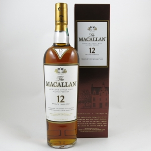 Macallan 12 Year Old front