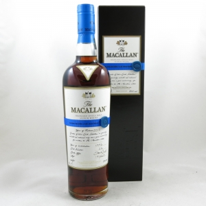 Macallan 1996 Easter Elchies 2013 Front