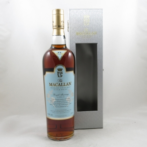 Macallan Royal Wedding Front