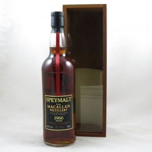 Macallan 1966 Speymalt 32 Year Old front