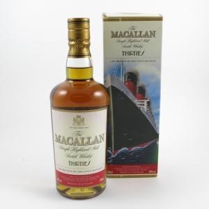 Macallan Decades Thirties Front
